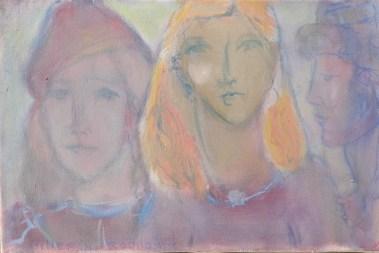 H71 - Au musée Correr (27 x 41 cm)