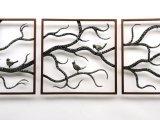 Friendship Tree By Bernard Collin (metal Wall Art) | Artful Home