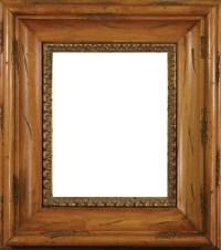 Distressed Pine Wood Frame