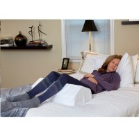 Large Leg Lift Pillow Wedge :: pillow wedge for joint, leg ...