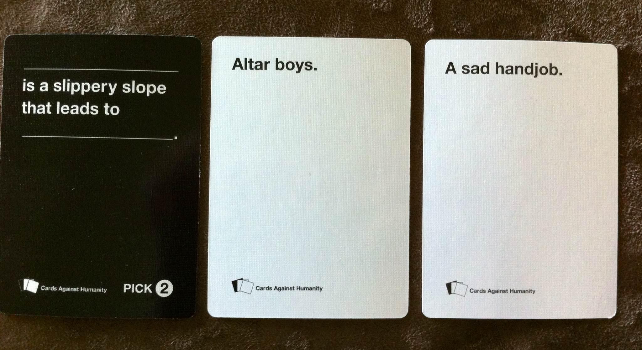 Card game handjob - 2 3