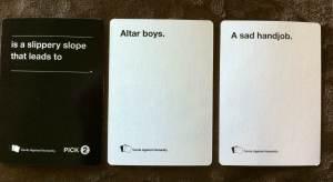 Slippery -- Altar Boys -- Handjob