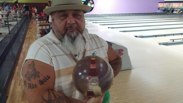 Beer Bowling Ball
