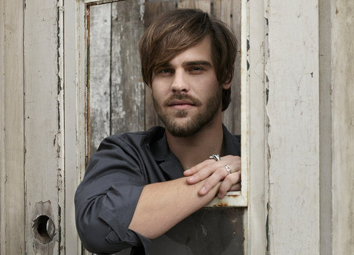 Grey Damon in Aquarius