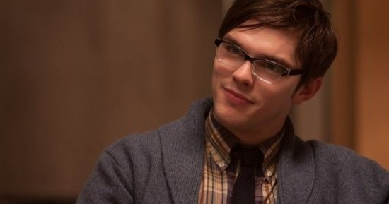 Nicholas Hoult in X Men First Class