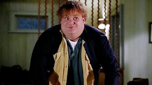 Fat Guy Little Coat