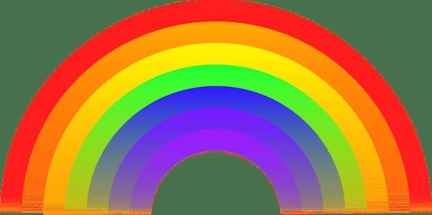 Rainbow - ROY G BIV