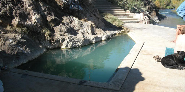 National Nude Day: Verde Hot Springs