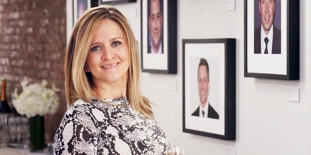 Sam Bee hosts a new show on TBS