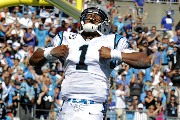 Carolina Panther Cam Newton