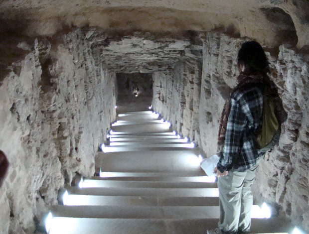 Serapeum of Alexandria, Egypt