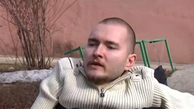 Valery Spiridonov, head transplant volunteer / Fox News