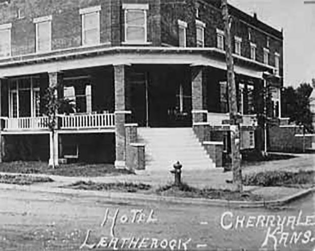 leatherrock