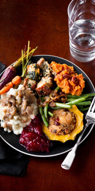 Great recipes for your vegan Thanksgiving!