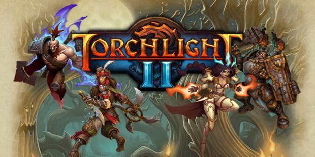 torchlight II logo