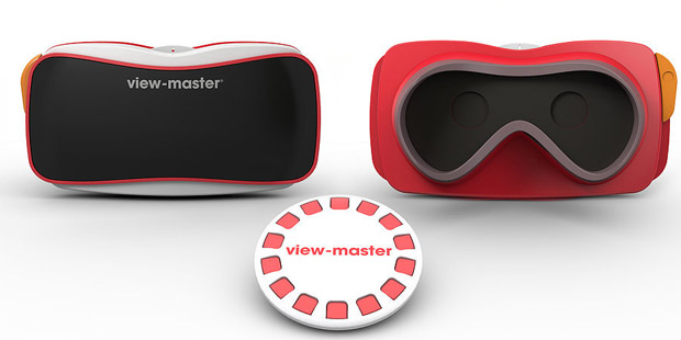The newsest version of the View-Master is one of the Best Toys for Christmas 2015
