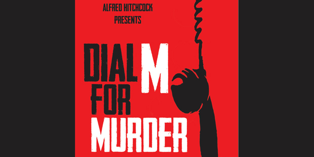Alternative poster for Dial M For Murder, (zuts.wordpress.com).