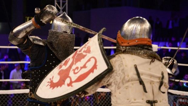 (MMA Fighting)