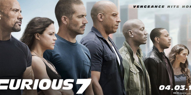 golden globe awards: furious 7