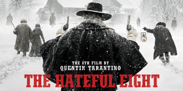 hateful eight golden globe awards