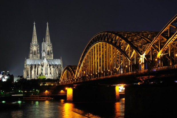 winter vacation: cologne, germany