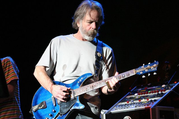 Photo of Bob Weir