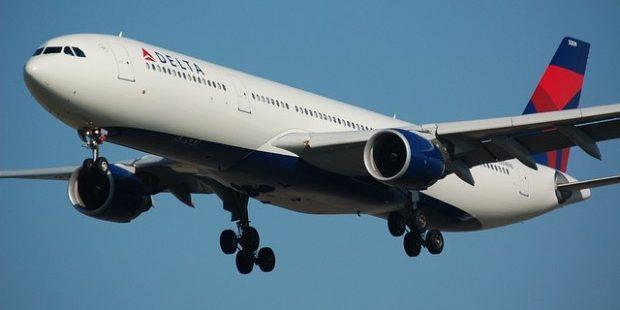 Photo of Delta airplane