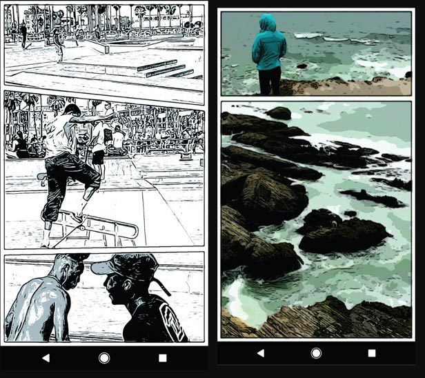 Photography Storyboard Uncharted Storyboard Dan Milligan