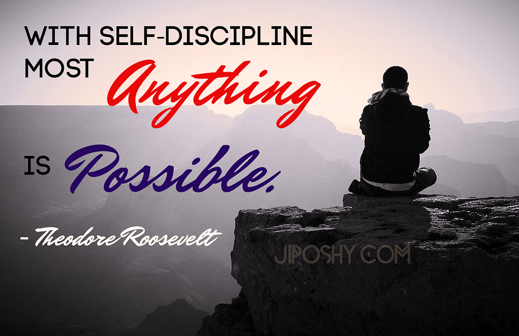 Make Own Quote Wallpaper Self Discipline How To Develop Self Discipline And Make