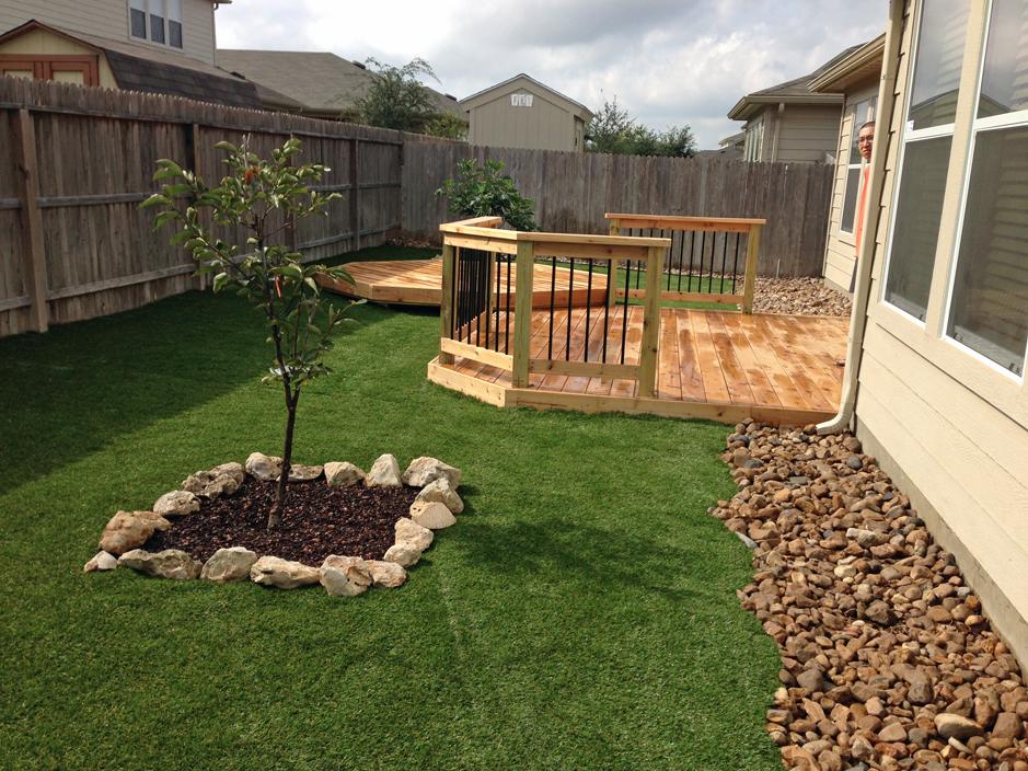 grass free yard ideas - Romeolandinez