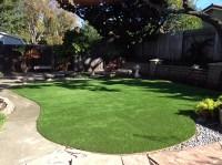 Grass Turf Heber, California Paver Patio, Backyard ...