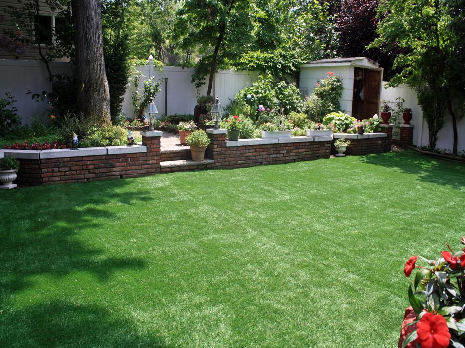 Fake Grass Carpet Hondo, Texas Lawn And Garden, Backyard Garden Ideas