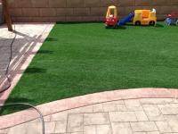 Synthetic Turf Cuba, Illinois Garden Ideas, Small Backyard ...