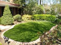 Synthetic Turf Gleneagle, Colorado Lawn And Garden, Front ...
