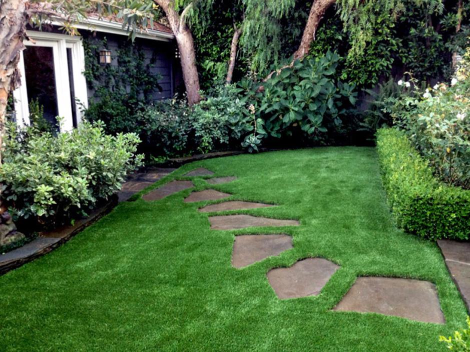 Green Lawn Madison, Indiana Garden Ideas, Backyard Designs