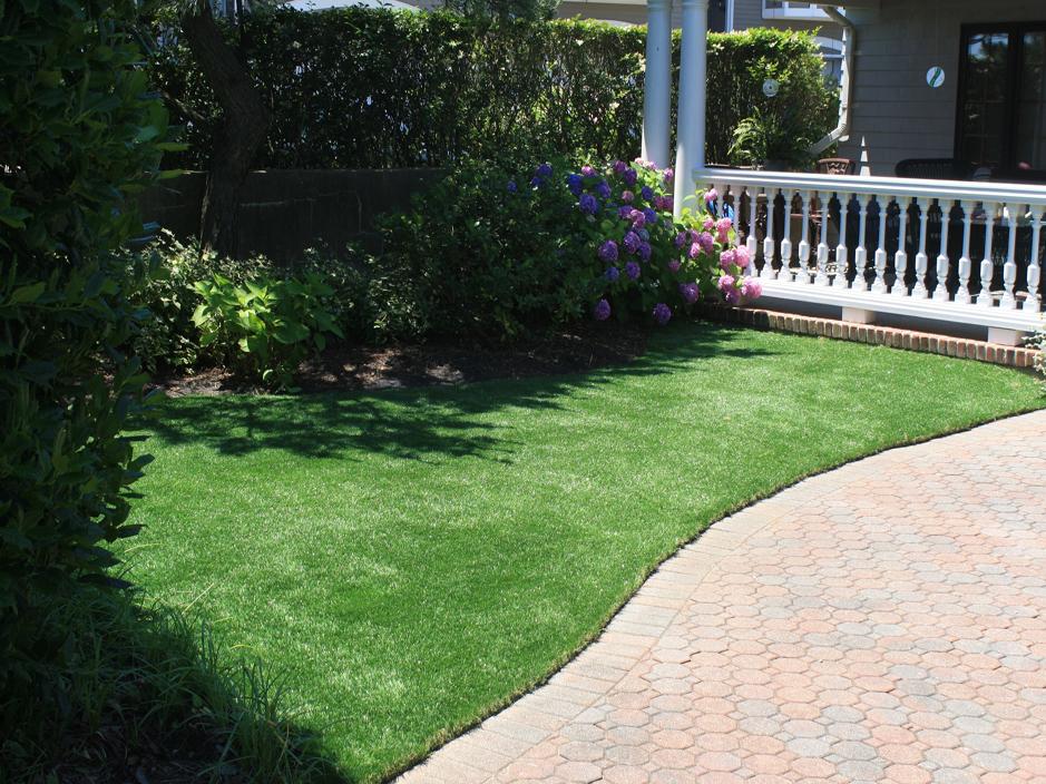 Turf Grass Whitesboro, Oklahoma Garden Ideas, Front Yard