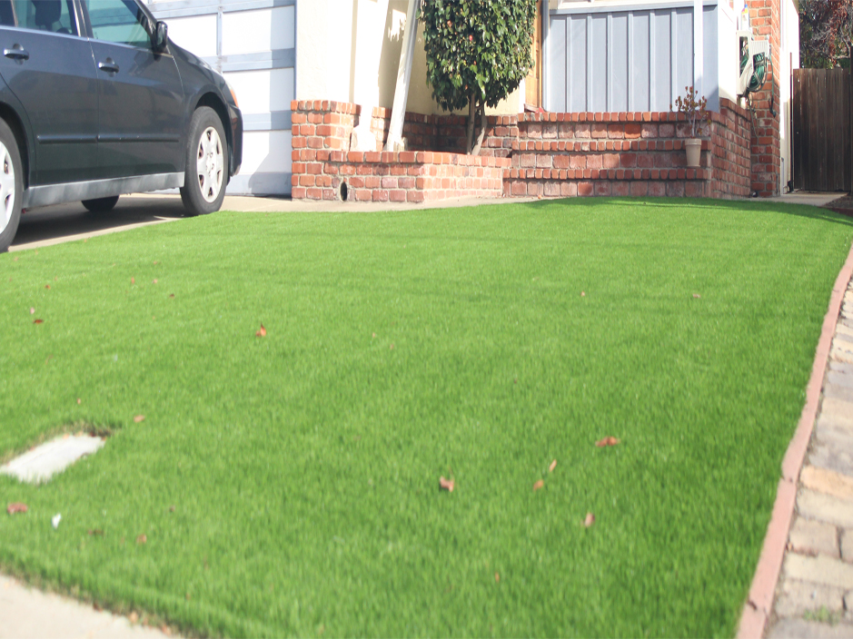 Synthetic Grass Cost Concord, California Lawn And Garden, Front Yard - sample lawn and garden
