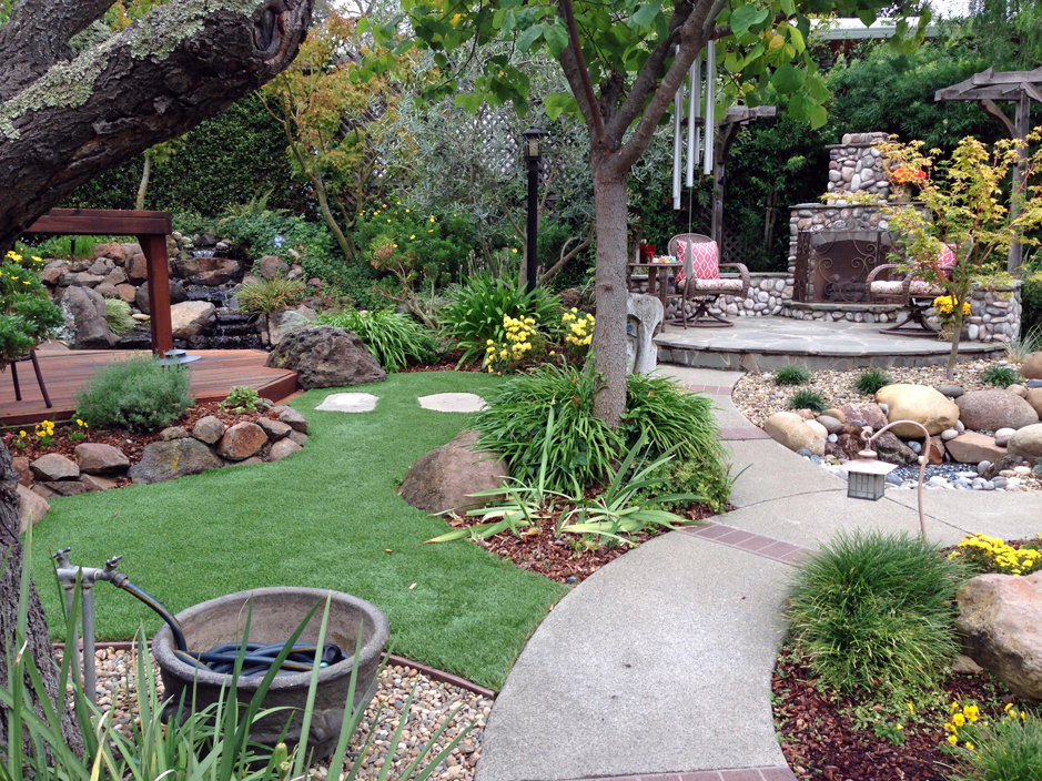 Grass Installation Westley, California Landscaping Business
