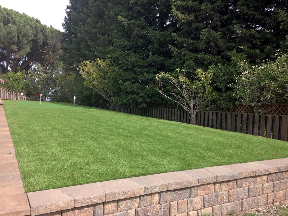 Lawn Services Garey, California Putting Greens, Backyard Garden Ideas