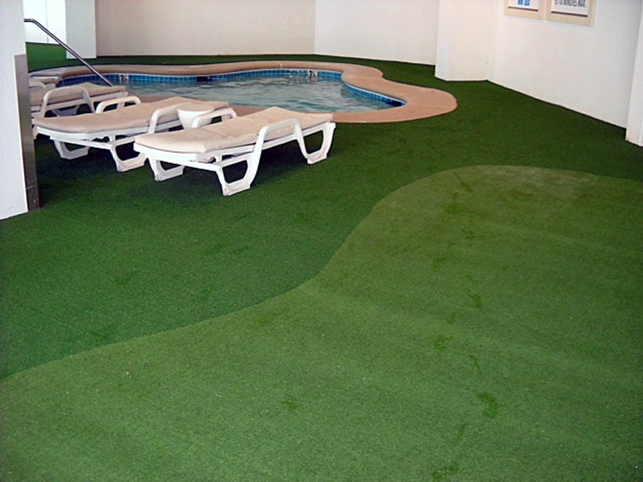 Grass Installation Centerville, Washington Garden Ideas, Natural
