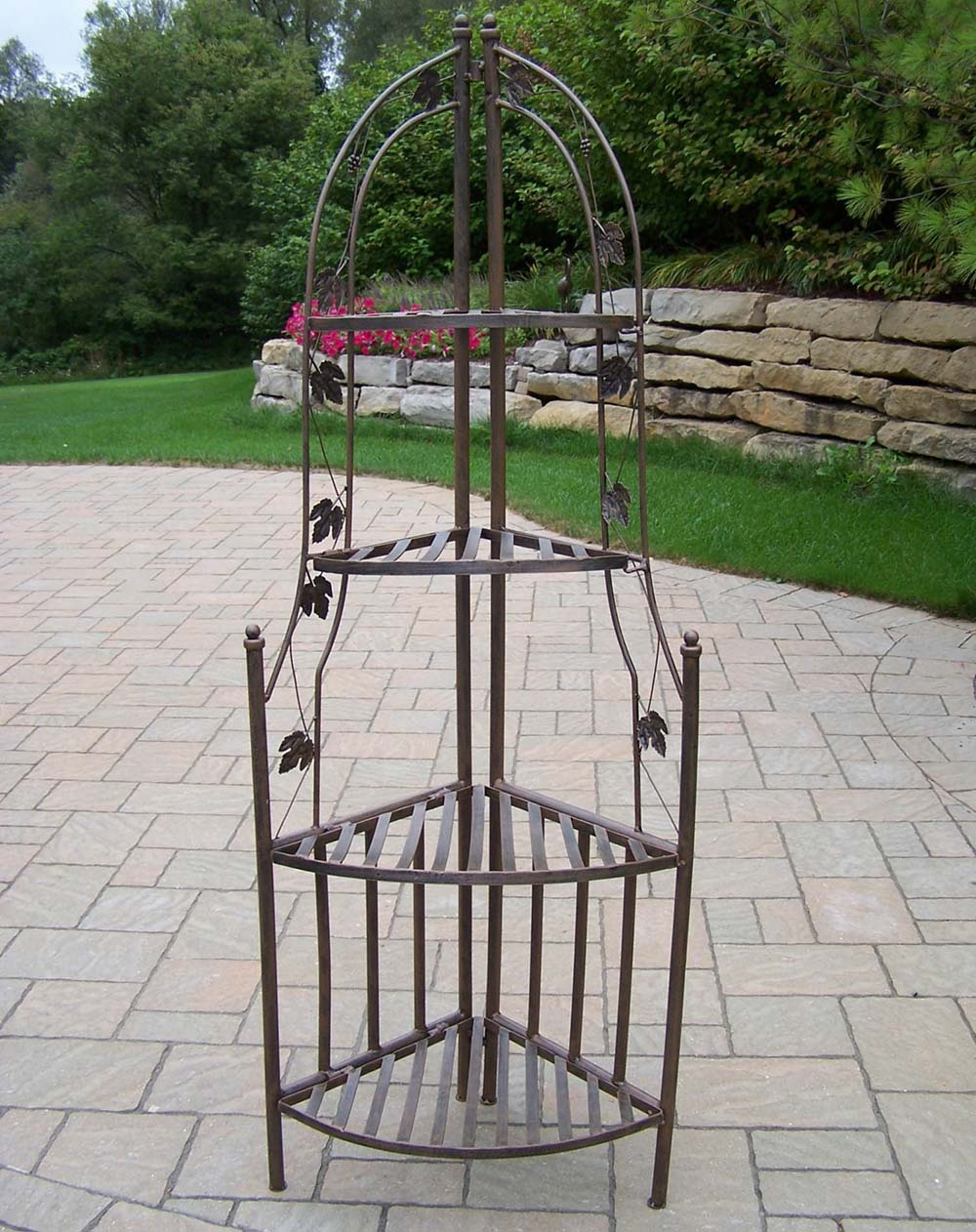 Fullsize Of Wrought Iron Plant Stands