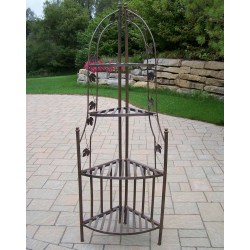 Small Crop Of Wrought Iron Plant Stands