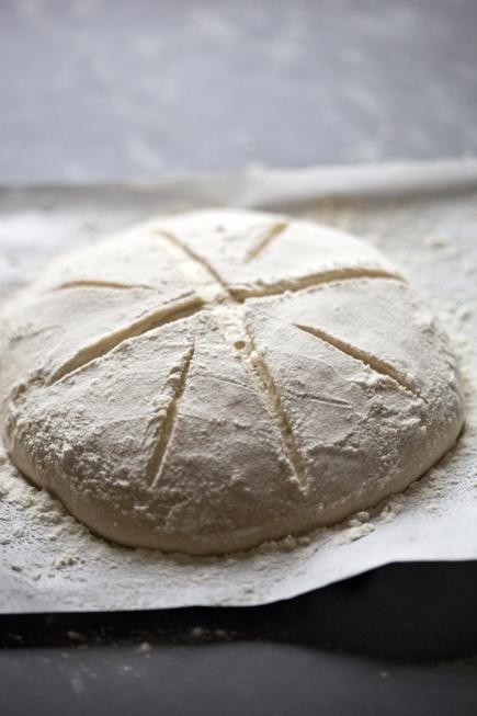 Old dough boule | Breadin5 03