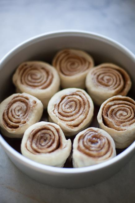 caramel rolls bread pudding | Breadin5 (7 of 8)