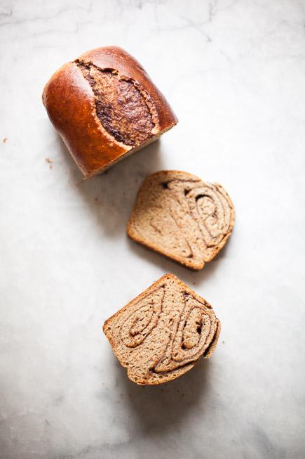 Nutella Swirl Bread| Breadin5 (2 of 9)