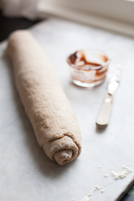 Nutella Swirl Bread| Breadin5 (8 of 9)