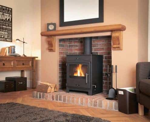 Fireplace Designs For Log Burners