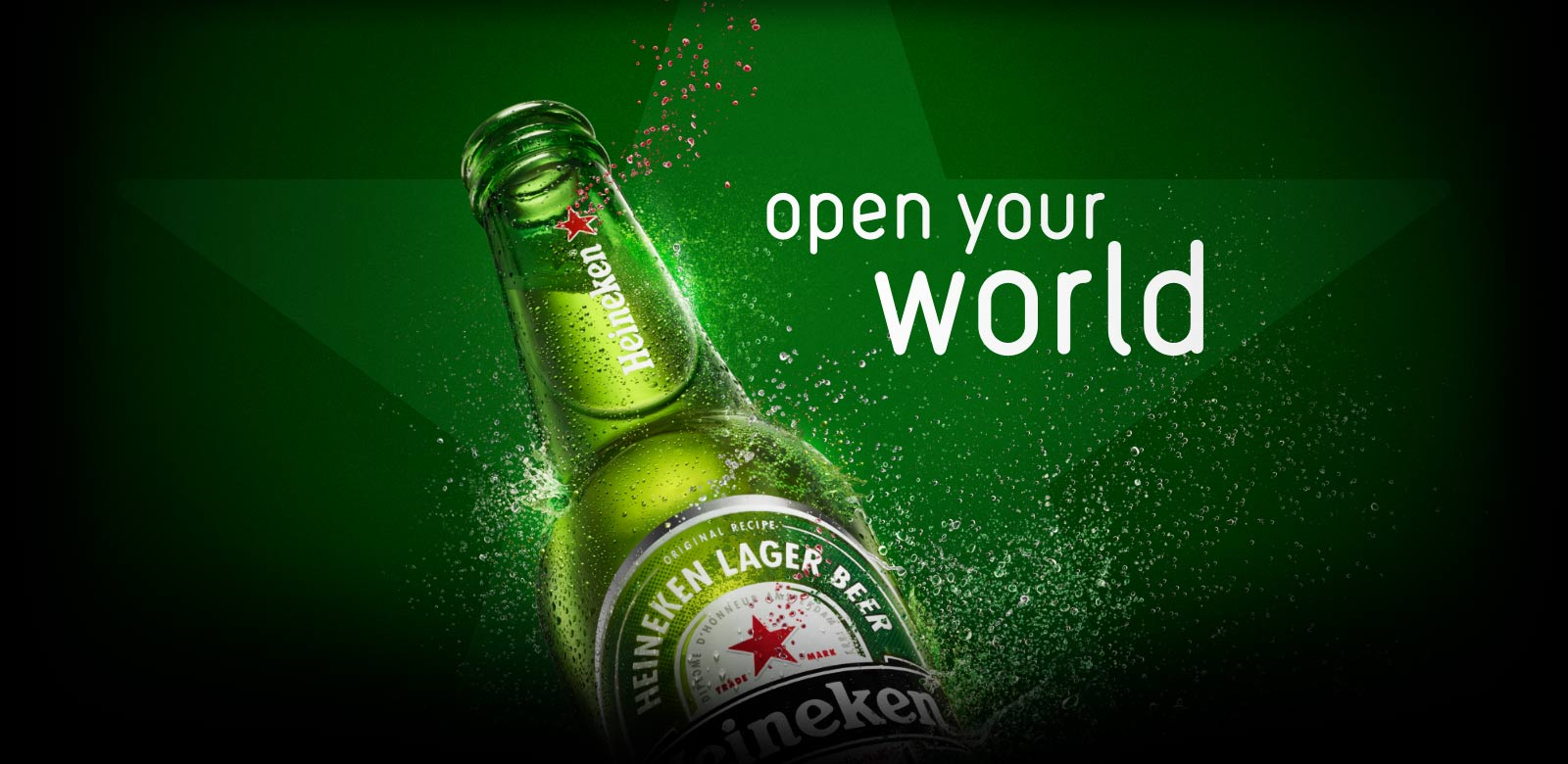 3d Halloween Live Wallpaper Heineken Open Your World Campaign