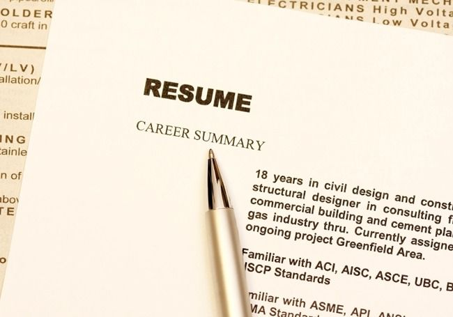 How To Write A Professional Resume That Grabs Attention