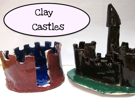 slab built clay sculpture